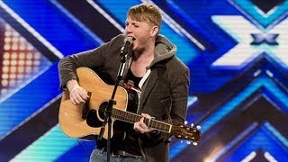 getlinkyoutube.com-James Arthur's audition - Tulisa's Young - The X Factor UK 2012