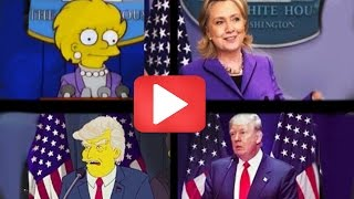 getlinkyoutube.com-TRUMP election PREDICTED by The Simpsons