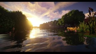Minecraft : ลงมอดภาพสวยแบบง่ายๆ (Optifine + Shader) 1.6.4 -1.11