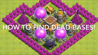 getlinkyoutube.com-How To Find Dead Bases Every Time In Clash Of Clans! So Helpful! Let's Go Farming!