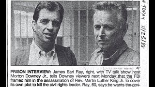 getlinkyoutube.com-Morton Downey Jr.'s Rare Interview w/ Dr. Kings' convicted assassin James Earl Ray; a must listen.