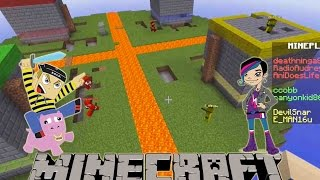 getlinkyoutube.com-Minecraft - Micro Battle Mini Game Play with Radiojh Audrey