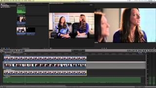 Tutorial: Basic Multicam Editing in FCP X