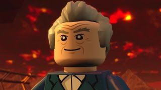 getlinkyoutube.com-LEGO Dimensions Doctor Who Level Pack - The Dalek Extermination of Earth (TARDIS, K-9)