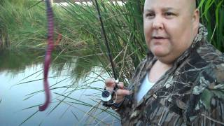 getlinkyoutube.com-Pen Rod Fishing