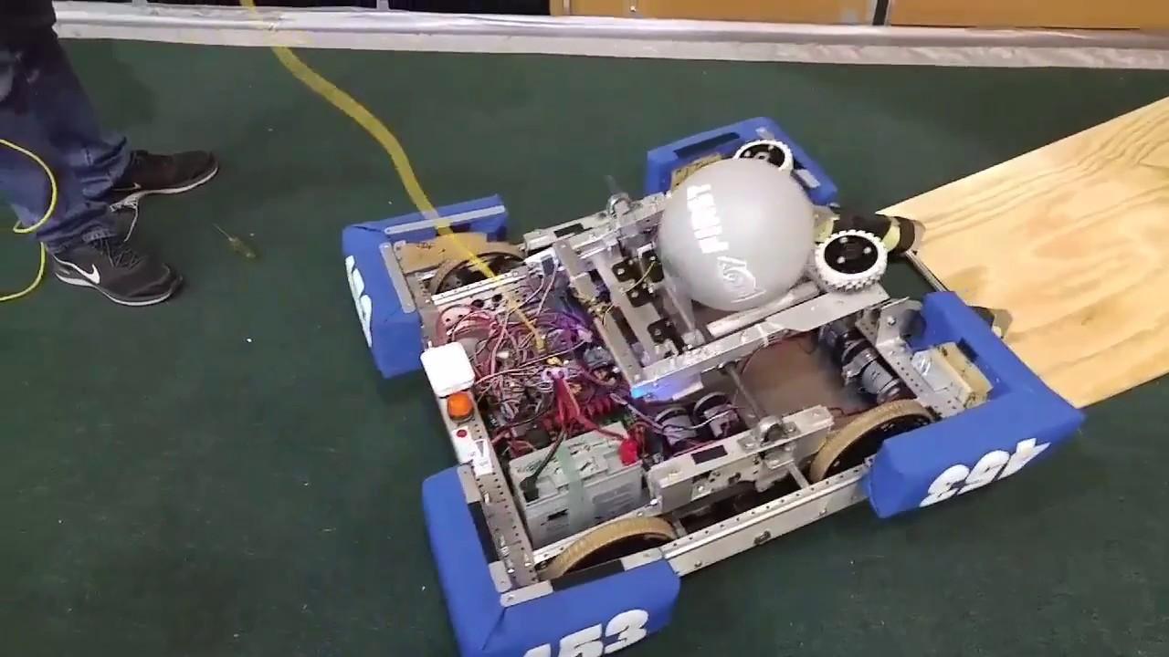 Robot Shoot