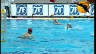 getlinkyoutube.com-Eger 10 Szeged 9 Hungarian League 2012 Semifinal 12.4.12 water polo