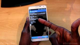getlinkyoutube.com-Samsung Galaxy Note 3 - SECRET CODES