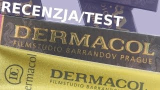 getlinkyoutube.com-Dermacol Podkład Make Up Cover  TEST NA ŻYWO