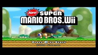 getlinkyoutube.com-New Super Mario brothers Wii hacking and Music Changes