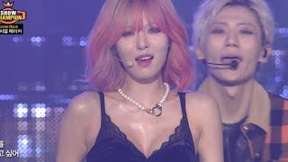 getlinkyoutube.com-Trouble Maker - Attention, 트러블 메이커 - 이리와, Show Champion 20131030