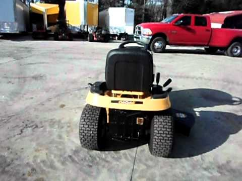 cadet single guys Find a cub cadet zero turn lawn mower from our innovative selection of award winning riding lawn mowers with zero-turn technology 1x™ single-stage power compact.