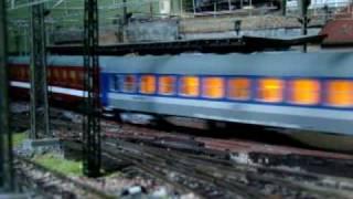 getlinkyoutube.com-Trenuri scara 1:87 H0