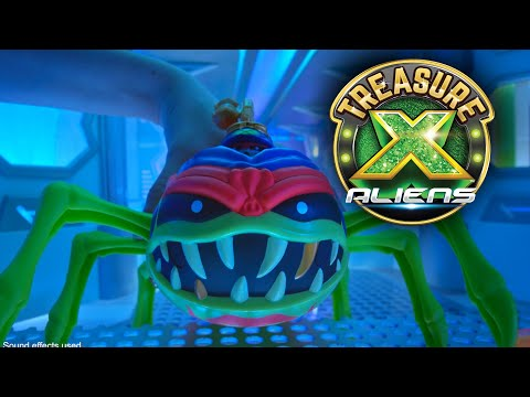 Treasure X Aliens Ultimate Dissection