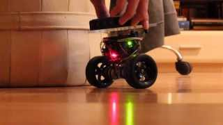 getlinkyoutube.com-Self balancing Arduino robot