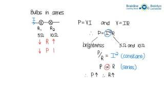 Grade 12 - Physical Sciences (Power in Electric Circuits)