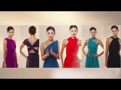 Dessy Group Twist Dress Video
