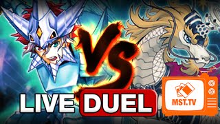 getlinkyoutube.com-Nekroz vs Majespecter Magicians - Proxy Duel