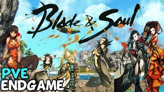 """getlinkyoutube.com-Blade And Soul West: PVE Endgame """"What Is There To Do?"""" (Sponsored)"""