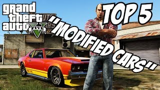 getlinkyoutube.com-GTA 5 - Top 5 Modified Cars!! (GTA V Custom Cars)