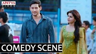 getlinkyoutube.com-SVSC Movie - Mahesh Babu Romance with Samantha Scene - Mahesh Babu, Venkatesh, Samantha