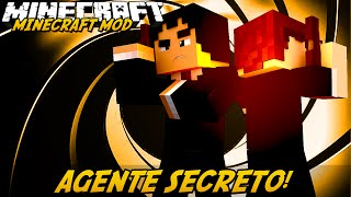 getlinkyoutube.com-Minecraft Mod: AGENTE SECRETO! (Itens de Espião e 007 // Secret Agent)