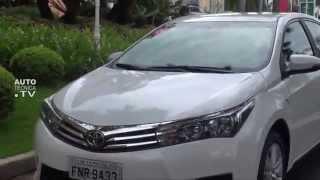 getlinkyoutube.com-Corolla 2014 Test Informe presentación de Toyota en Brasil. www.autotecnica.tv