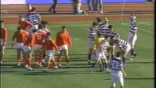 '93年度「明治vs神戸製鋼」前半full