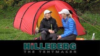 getlinkyoutube.com-Renate Hilleberg – the key that brought Hilleberg tents to life.