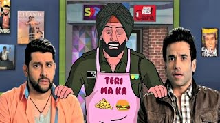 getlinkyoutube.com-Kya Kool Hain Hum 3 - Tusshar | Aftab | Shudh Desi Endings Specials