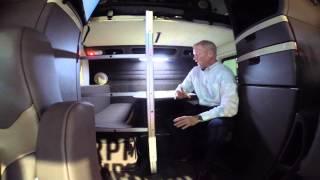 getlinkyoutube.com-Inside the NEW VNL780 Volvo Truck   2015 Mid America Truck show!