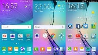 getlinkyoutube.com-Install Samsung Galaxy S6 Weather Widgets on Any Android Smartphone