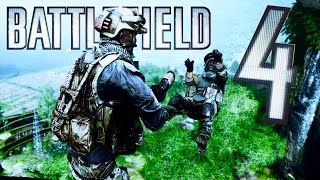 getlinkyoutube.com-Battlefield 4 Random Moments #88 (Tic-tac-toe, Harambe!?)
