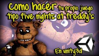 getlinkyoutube.com-Como hacer  tu propio juego tipo five nights at freddy's