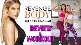 getlinkyoutube.com-Revenge Body With Khloe Kardashian Review