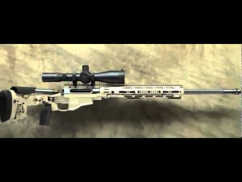 In Depth: MW3 Bolt Action Sniper Rifle MSR  LV 71