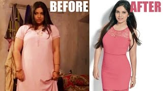 getlinkyoutube.com-Bhumi Pednekar Before And After Unseen Video !!