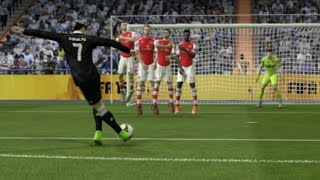getlinkyoutube.com-FIFA 15 Rabona Free Kick Tutorial