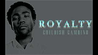 getlinkyoutube.com-Childish Gambino - Royalty (Full Mixtape Album)