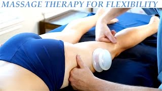 getlinkyoutube.com-Hip & Glute Massage Therapy for Legs, Cupping, Sports Massage | HD Advanced Body Work Techniques