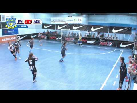 Pascoe Vale v Adelaide, 4th Quarter Final, Futsal Oz: Women's FAFL 2014