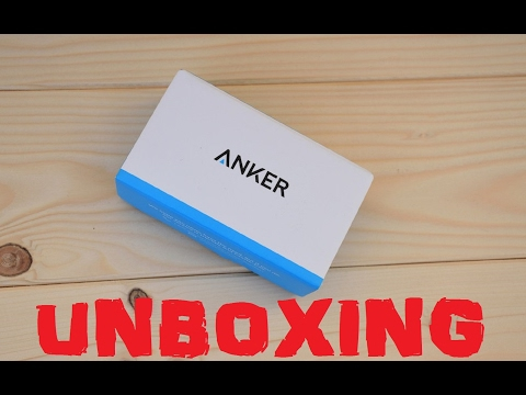 UNBOXING: Accessories From Anker
