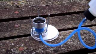 getlinkyoutube.com-Review of the Bongo Pro 2 Alcohol Burning Stove