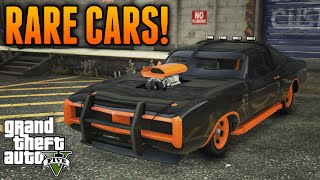 "getlinkyoutube.com-GTA 5 Rare Cars - New Rare & Secret Cars Spawn Locations on GTA 5 Next Gen! ""GTA 5 Rare Cars"""
