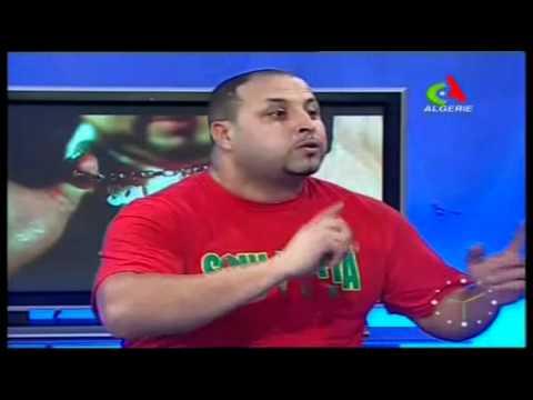 Hocine de Soul Mafia Click en direct sur canal Algérie