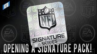 getlinkyoutube.com-Madden Mobile - Signature Pack Opening