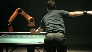 getlinkyoutube.com-The Duel: Timo Boll vs. KUKA Robot
