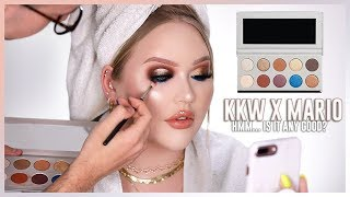 KKW-BEAUTY-x-MARIO-COLLECTION-REVIEW-Face-Match width=