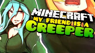 getlinkyoutube.com-Minecraft: KILLER GIRLFRIEND! My Friend is a Creeper - (Minecraft Roleplay) Ep. 36