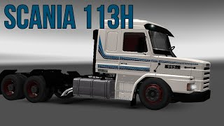 ETS2 - MODS - SCANIA 113h TOP BY:PH (1.22.x)(1.21.x)